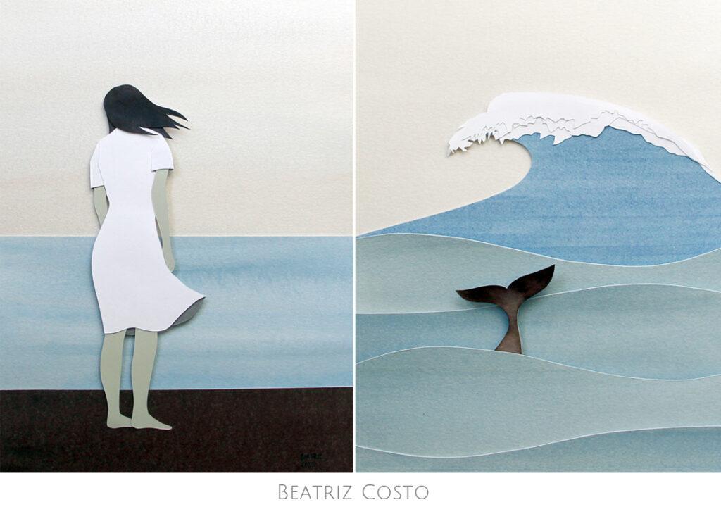 Beatriz Costo. Ilustradora y Diseñadora grafica