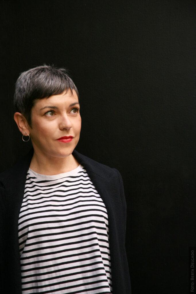 Pampa Garcia Molina. Periodista cientifica y Directora de la Agencia SINC. Foto: Berta Delgado. YANMAG