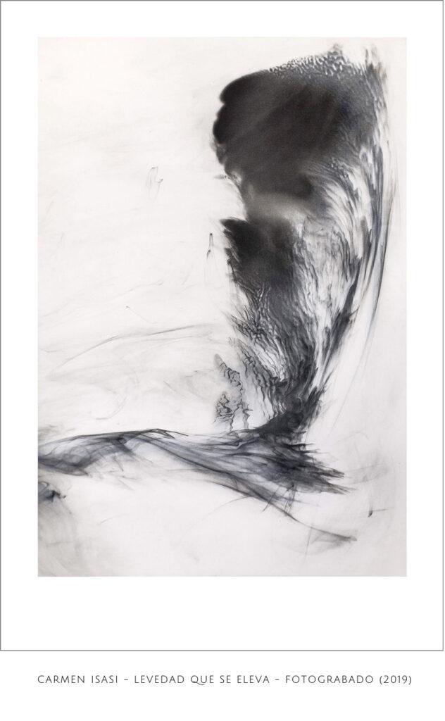 Carmen Isasi, artista plastica. Proyecto 8x8 (InfinitoxInfinito) de Andrea Perissinotto.