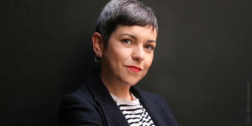 Pampa Garcia Molina. Periodista especializada en Ciencia y Redactora Jefa de Agencia SINC. Foto: Berta Delgado. YANMAG