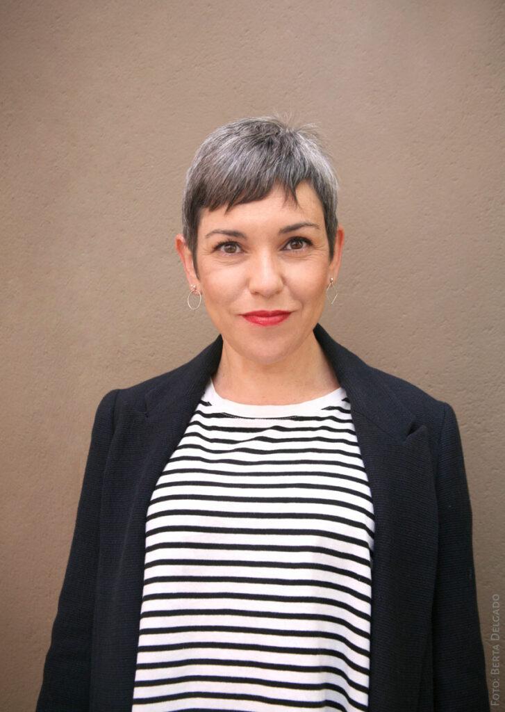 Pampa Garcia Molina. Periodista y redactora jefa de la Agencia SINC. Foto: Berta Delgado. YANMAG