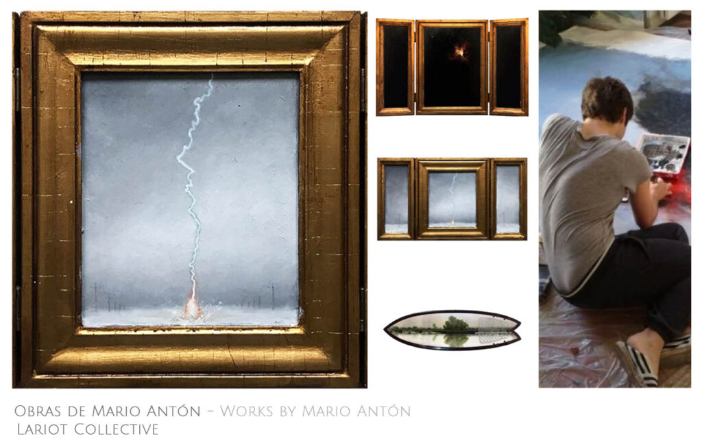 Mario Anton - Lariot Collective